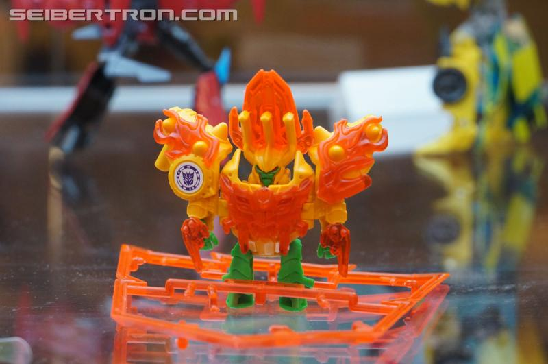 Transformers News: #BotCon2016 Hasbro Floor Display: Robots in Disguise Products