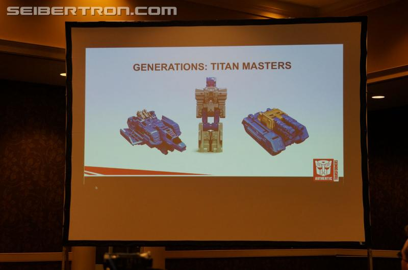Botcon 2016 - Hasbro's Transformers Brand Panel