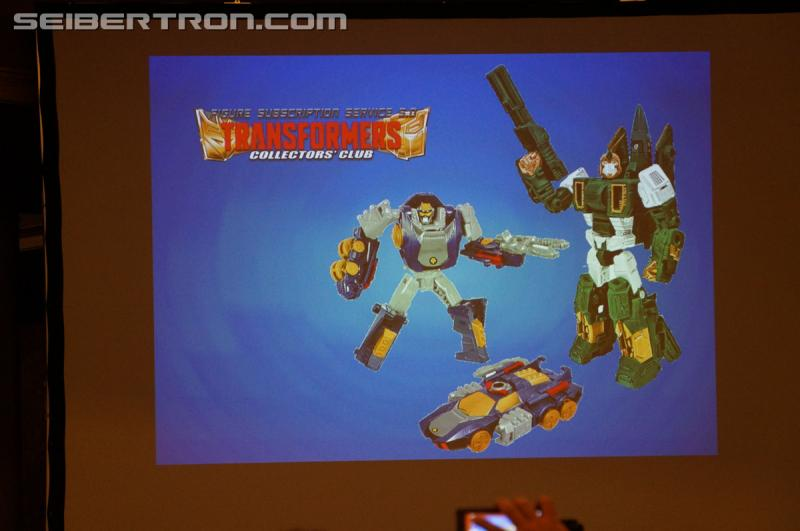 Botcon 2016 - Transformers Collector's Club Roundtable Panel