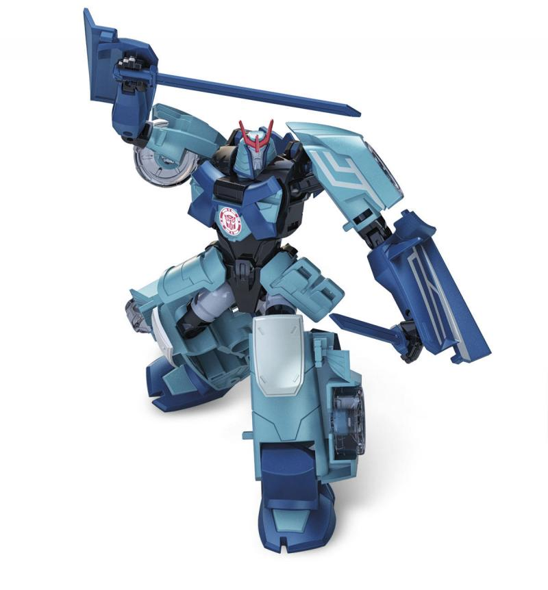 Transformers News: Official Stock Images (CG) - New Transformers Robots in Disguise Warrior, Legion and Minicon Class