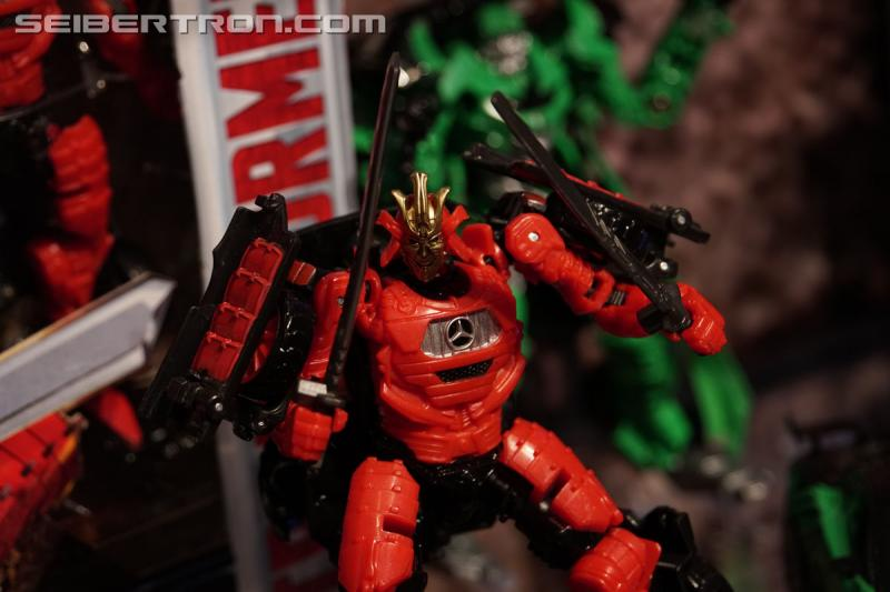 Transformers News: Toy Fair 2017 - Gallery of The Last Knight, Robots in Disguise, Rescue Bots, Tiny Turbo Changers