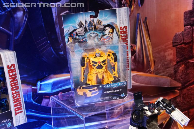 Transformers News: Toy Fair 2017 - Transformers: The Last Knight Miscellaneous Photogallery: Legion, Helmets, Allspark