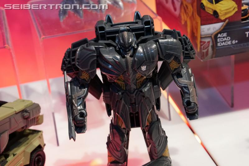 Transformers News: Rundown of All Megatron Figures from Transformers: The Last Knight Toyline