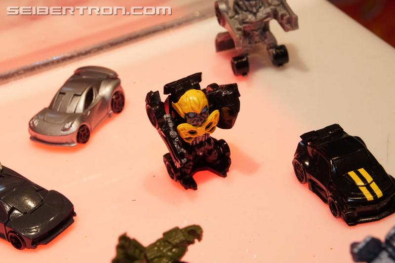 Transformers News: Toy Fair 2017 - Transformers: The Last Knight Tiny Turbo Changers Photogallery