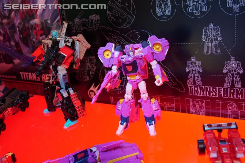 Transformers News: Toy Fair 2017 - Titans Return Toy Gallery #HasbroToyFair #NYTF