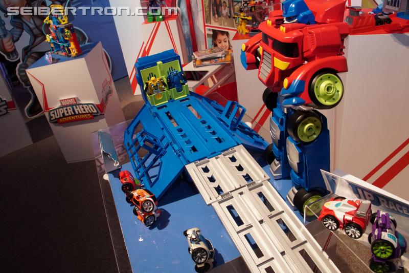 Transformers News: Toy Fair 2017 - Playskool Baby Products and Rescue Bots Gallery #TFNY #HasbroToyFair