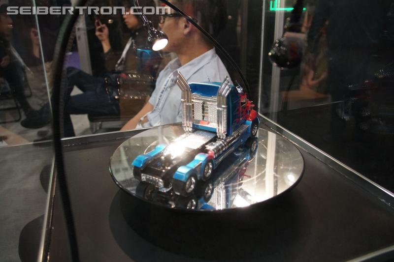 Transformers News: Toy Fair 2017 -  Jada Toys Transformers Products featuring Optimus Prime  #TFNY #HasbroToyFair