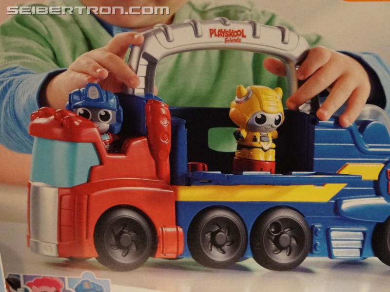 Transformers News: Toy Fair 2017 - Transformers: Rescue Bots And Miscellaneous Products #TFNY