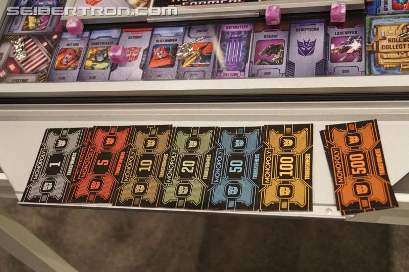 Transformers News: Premium Transformers-themed Monopoly from Winning Solutions Games #HasbroToyFair #TFNY