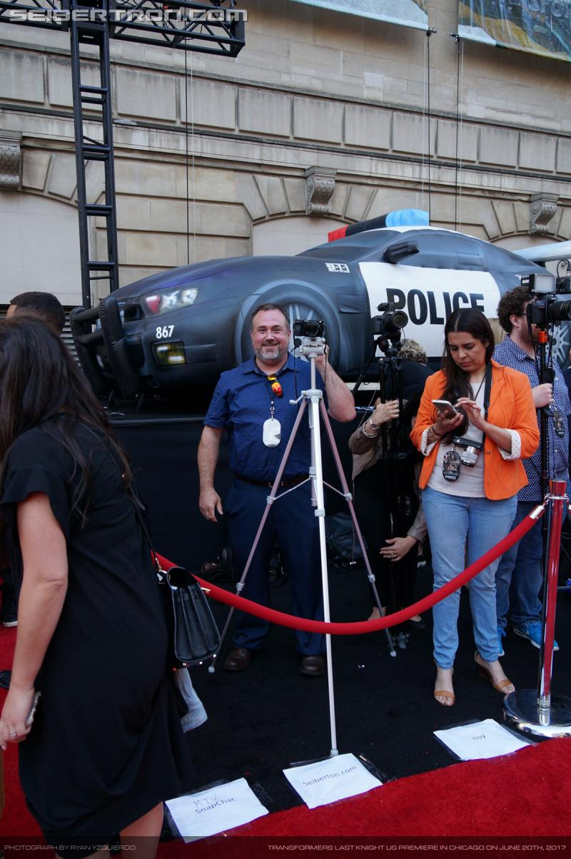Transformers News: Seibertron.com's Exclusive Coverage of the Transformers Last Knight US Premiere in Chicago