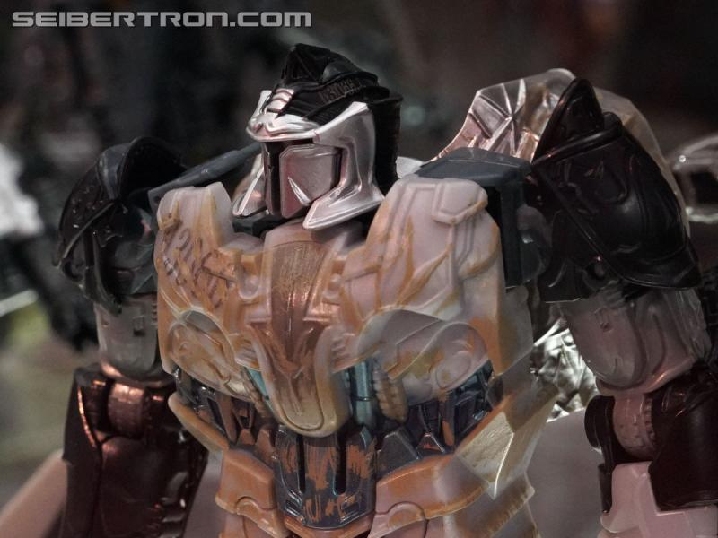 Transformers News: SDCC 2017: New Images of Transformers: The Last Knight Leader Dragonstorm Individual Bots