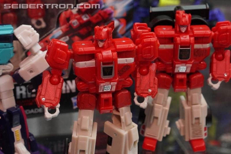 Transformers News: SDCC 2017: Gallery Update with Transformers Titans Return Clone Setss