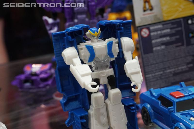 Transformers News: SDCC 2017: Gallery Update with Transformers: Robots in Disguise Lunar Force, New Decepticons, More