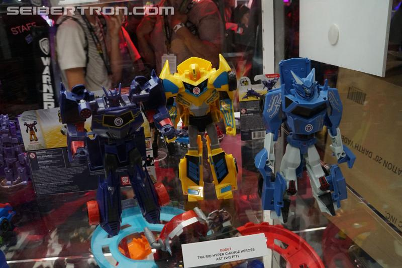 Transformers News: Re: SDCC 2017: Preview Night First Look at Power of the Primes, Robots in Disguise, and More #HasbroSDCC