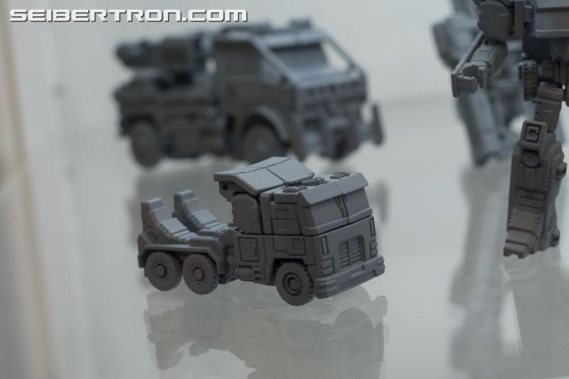 HASCON 2017 - Gray Model Prototypes and Unreleased Figures