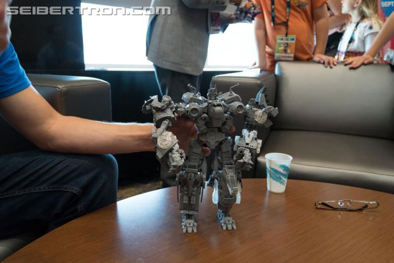HASCON 2017 - Power of the Primes VOLCANICUS Gray Model