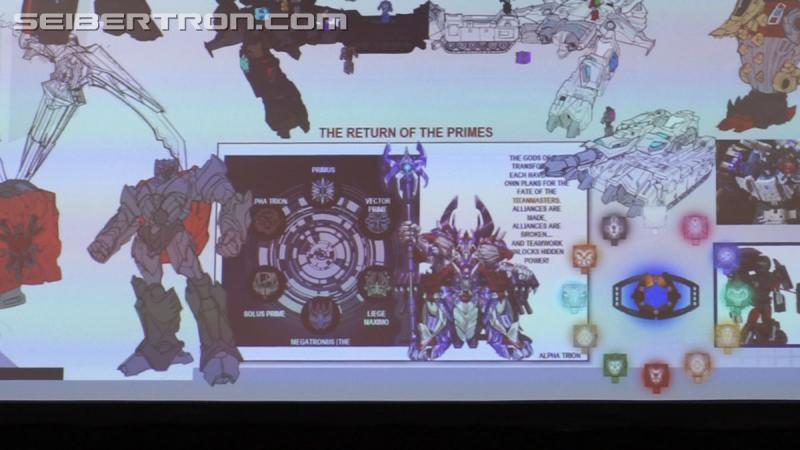 HASCON 2017 - The Prime Wars Trilogy - Panel Screenshots