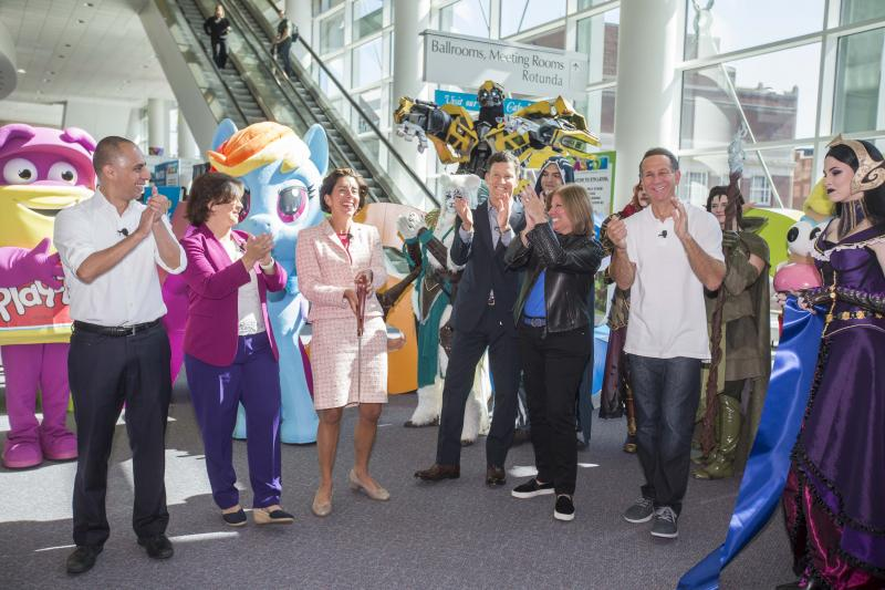 Transformers News: #HASCON 2017 Brand Experiences Walkthrough Video and Official Event Photography
