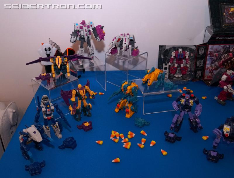 Transformers News: NYCC 2017: Gallery for #Transformers Power of the Primes Terrorcons Revealed #hasbronycc