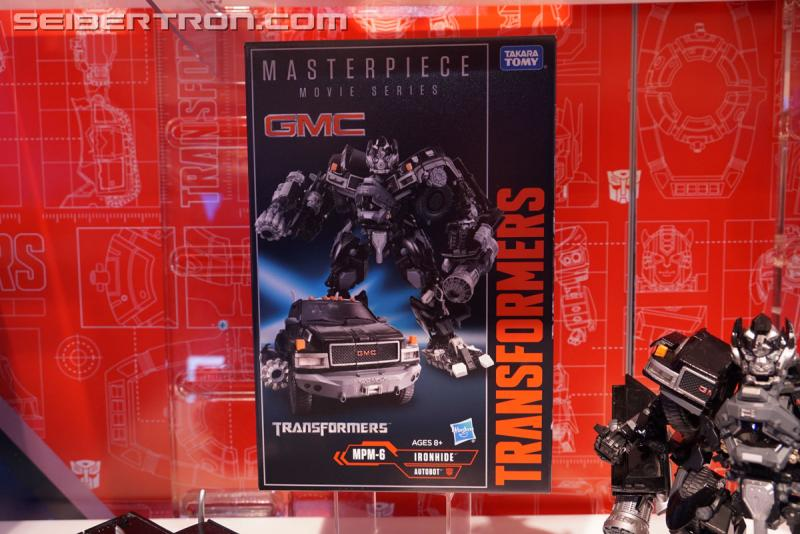 Toy Fair 2018 - Transformers Movie Masterpiece