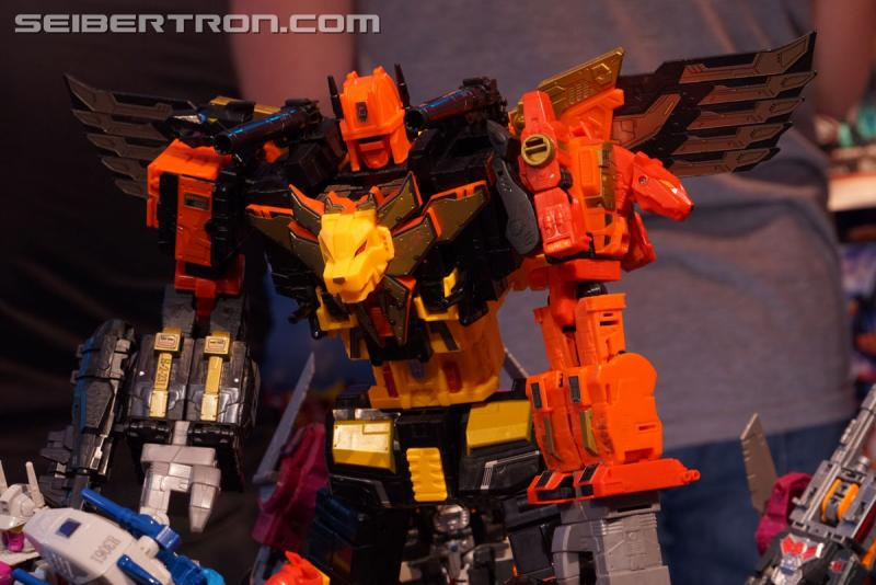 Transformers News: New Image of Transformers Power of the Primes Titan Class Predaking