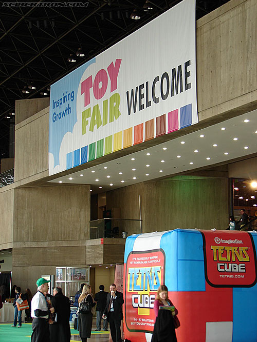 Toy Fair 2007 @ The Javits Center