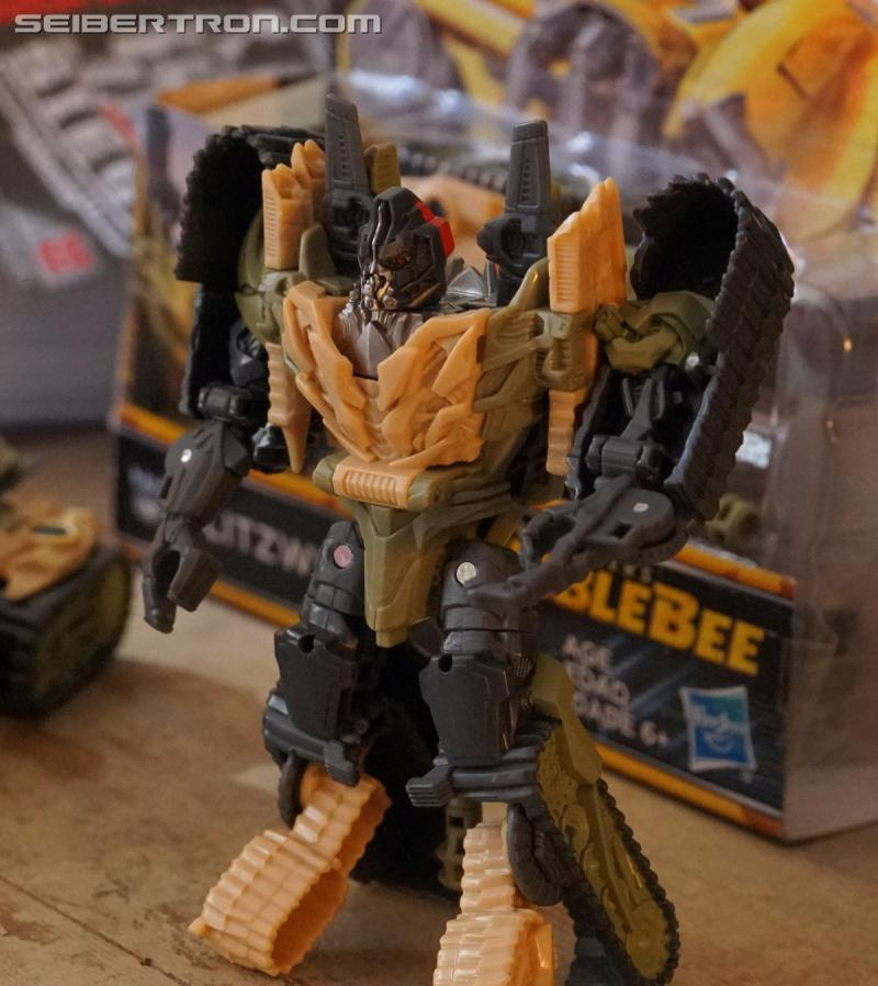 NYCC 2018 - NYCC 2018: Bumblebee Movie Reveals