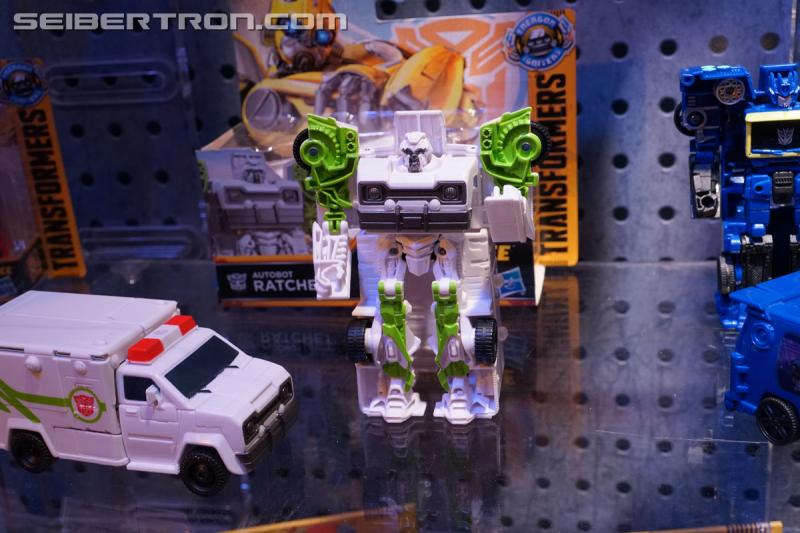 Transformers News: Gallery for Bumblebee Movie Merchandise Toys at NY Toy Fair #TFNY #HASBROTOYFAIR