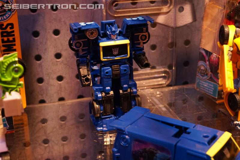 Toy Fair 2019 - Bumblebee Movie products