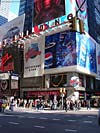 Toy Fair 2007 - New York: Times Square - Transformers Event: