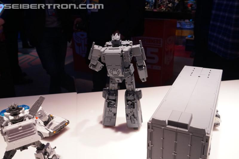 Toy Fair 2019 - Transformers Masterpiece