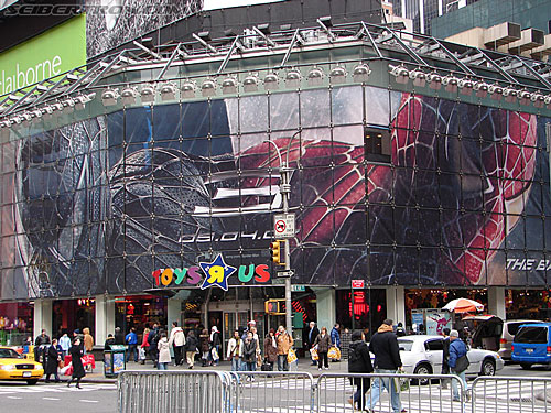 Toys R Us - Times Square