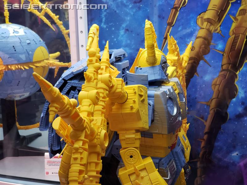 SDCC 2019 - HasLab Transformers War for Cybertron Unicron