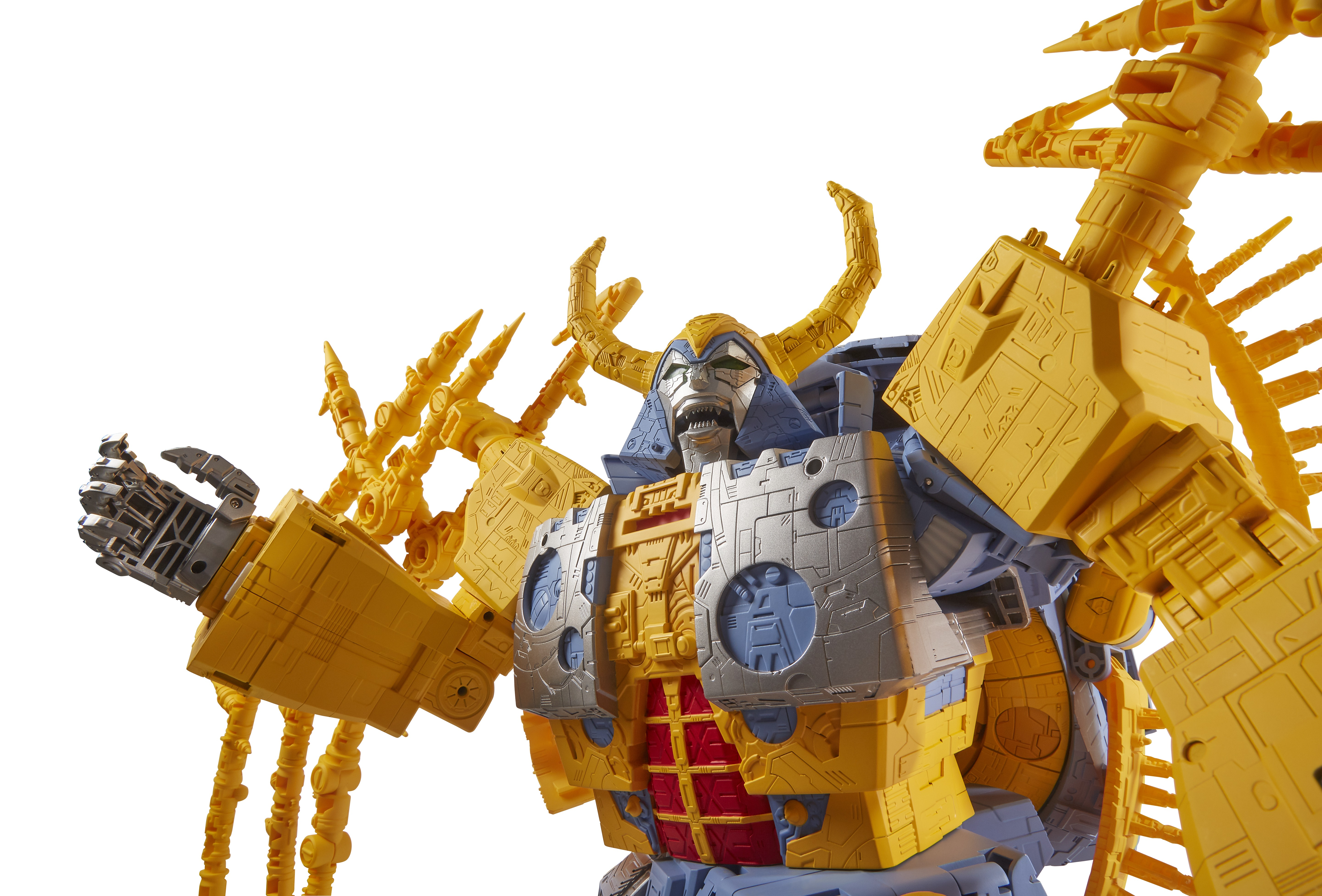 SDCC 2019 - HasLab War for Cybertron UNICRON Official Images