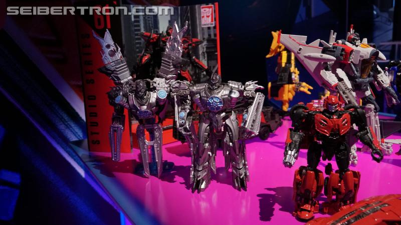Transformers News: Gallery of Transformers Studio Series Display from #HasbroToyFair 2020