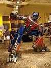 BotCon 2007: Movie Optimus Prime Statue - Transformers Event: DSC06644