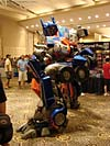 BotCon 2007: Movie Optimus Prime Statue - Transformers Event: DSC06841