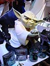 Toy Fair 2008: Star Wars - Transformers Event: DSC04949