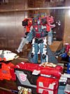 OTFCC 2003: Hasbro's Display - Transformers Event: Otfcc-2003-hasbro013