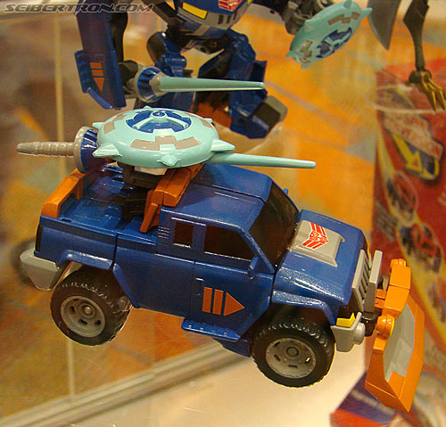 BotCon 2008 - Transformers Animated