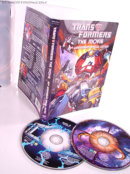 Transformers The Movie - 20th Anniversary (Sony BMG)