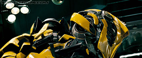 Transformers Movie - Click here to view screen captures from the trailer!