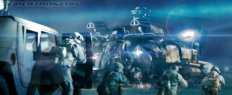 Trailer #2 Transformers Movie