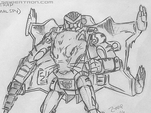 Beast Wars Artwork