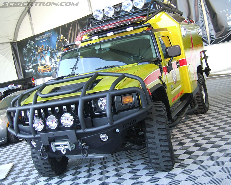 Movie Galleries - Hummer H2 (Ratchet)