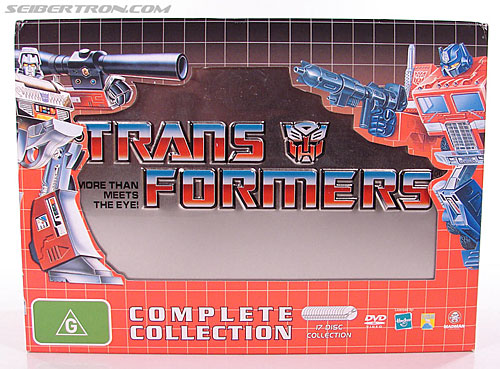 Transformers G1: Complete Collection