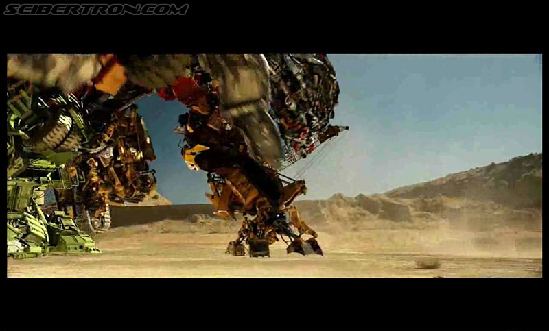 MichaelBay.com exclusive ROTF trailer