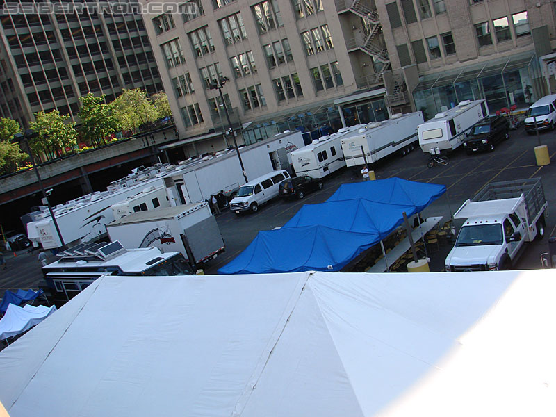 TF3 Chicago filming - July 16th, 2010