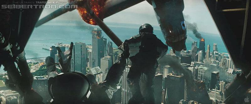 TF3 Dark of the Moon Super Bowl Trailer