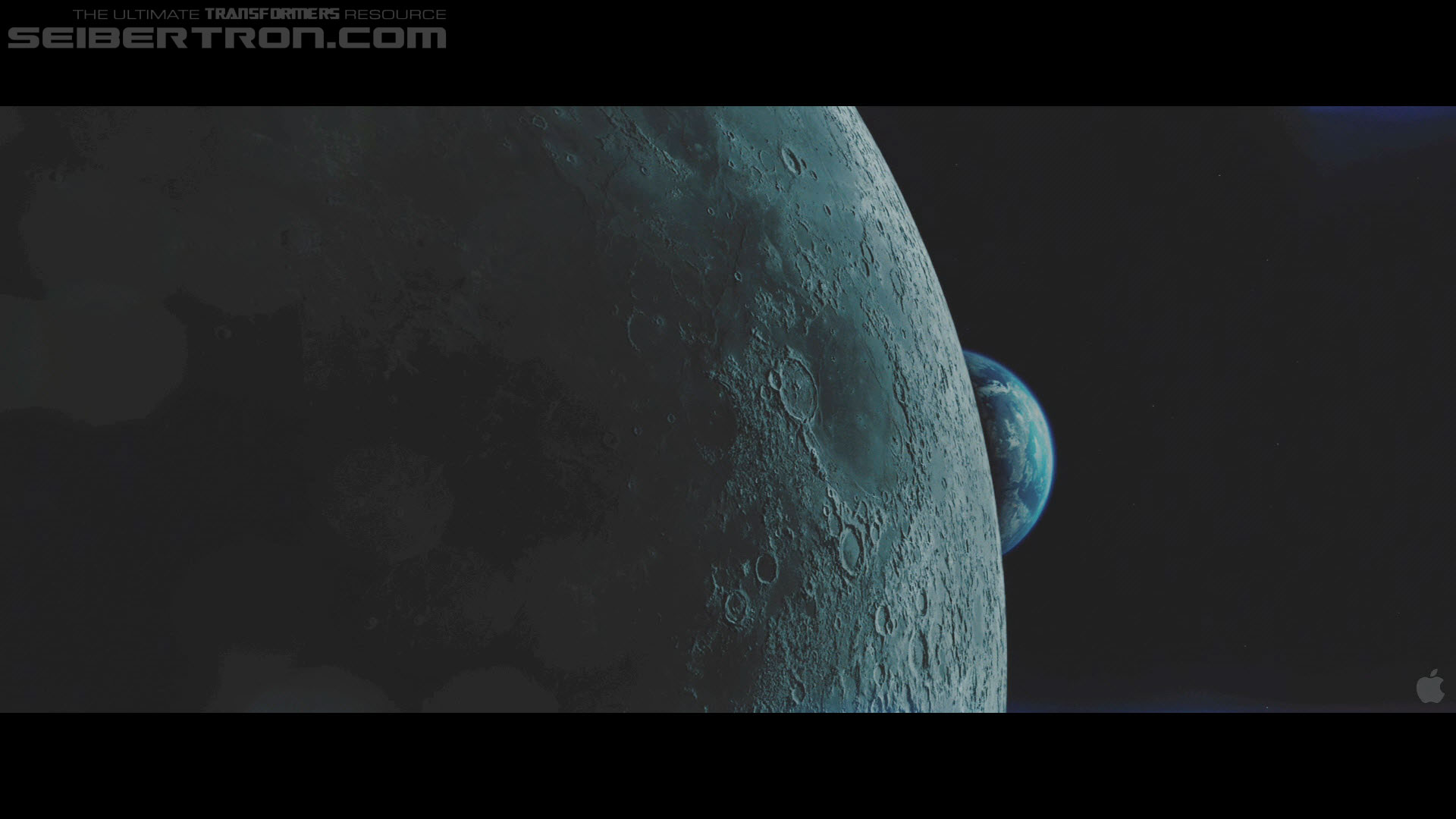 TF3 Dark of the Moon Announcement Trailer